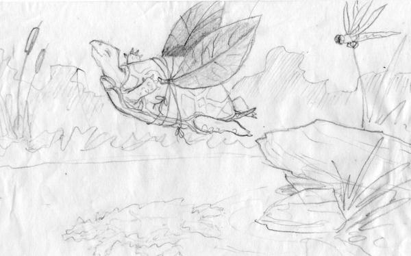 Turtle Doodle 2002