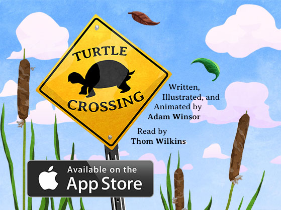 Turtle Crossing - Available on the App Store